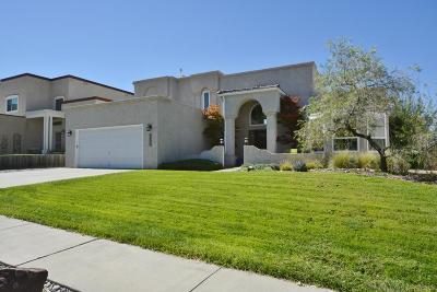 Single Family Home For Sale: 9600 Allande Road NE