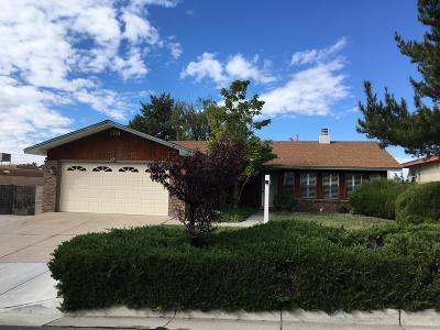 Single Family Home For Sale: 9515 Tasco Drive NE