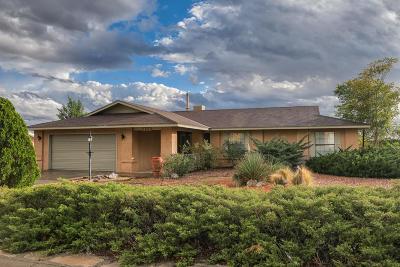 Rio Rancho Single Family Home For Sale: 633 Emerald Drive NE