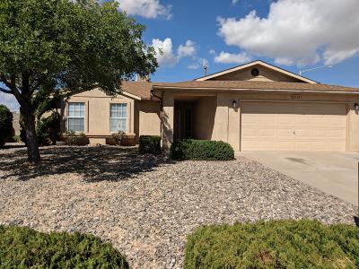 Rio Rancho Single Family Home For Sale: 1561 Salt River Loop NE