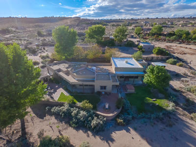 Sandoval County Single Family Home For Sale: 1079 Sagebrush Drive