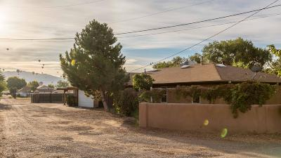 Albuquerque Single Family Home For Sale: 9608 Guadalupe Trail NW
