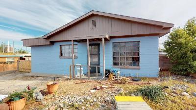 Albuquerque Single Family Home For Sale: 1517 Wheeler Avenue SE