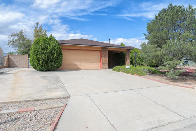 Rio Rancho Single Family Home For Sale: 2274 Lema Road SE