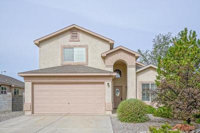 Rio Rancho Single Family Home For Sale: 3413 Hunters Meadows Circle NE