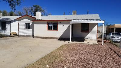 Albuquerque Single Family Home For Sale: 620 Alvarado Drive SE