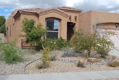 Albuquerque Single Family Home For Sale: 7411 Junco Place NW