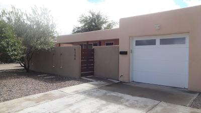 Albuquerque Single Family Home For Sale: 4106 Marble Avenue NE