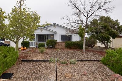 Rio Rancho Single Family Home For Sale: 395 Bermuda Drive SE