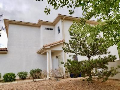 Albuquerque Single Family Home For Sale: 3123 Rio Linda Drive SW