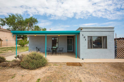 Albuquerque NM Single Family Home For Sale: $124,900