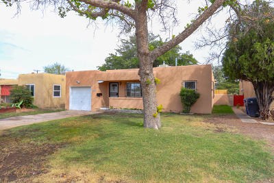 Albuquerque NM Single Family Home For Sale: $239,900