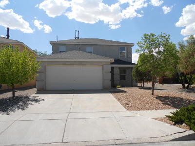 Albuquerque NM Single Family Home For Sale: $181,500