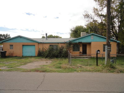 Albuquerque Single Family Home For Sale: 2248 Henry Lane SW