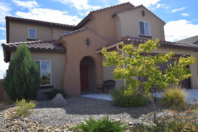 Albuquerque Single Family Home For Sale: 1700 Summer Breeze Drive NW