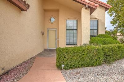 Albuquerque Single Family Home For Sale: 7809 Oakland Avenue NE