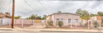 Albuquerque Single Family Home For Sale: 2427 William Street SE