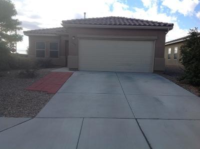 Los Lunas Single Family Home For Sale: 3245 Prairie Ridge Street SW