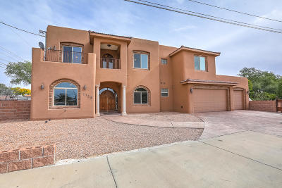 Albuquerque Single Family Home For Sale: 1723 Avenida Los Griegos NW