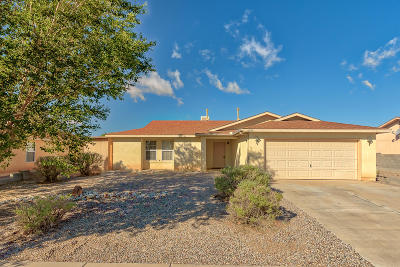 Albuquerque, Rio Rancho Single Family Home For Sale: 6904 Glen Hills Drive NE