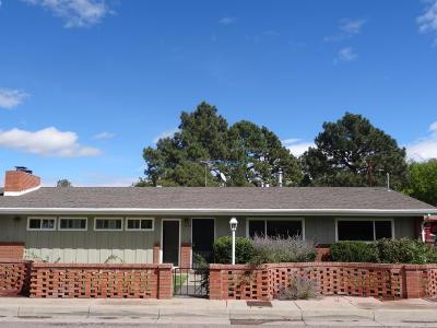 Albuquerque Single Family Home For Sale: 1725 Escalante Avenue SW