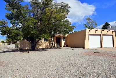 Albuquerque NM Single Family Home For Sale: $198,000