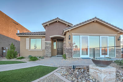 Rio Rancho Single Family Home For Sale: 3985 Mountain Trail Loop