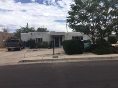 Albuquerque Single Family Home For Sale: 2202 Espanola Street NE