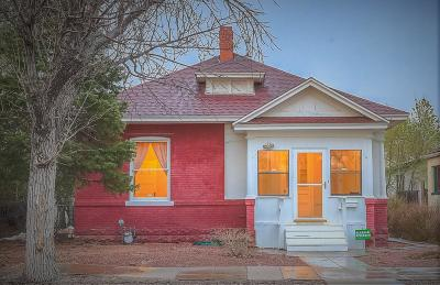 Albuquerque Single Family Home For Sale: 506 12th Street NW