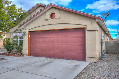 Albuquerque Single Family Home For Sale: 8415 Rushing Brook Avenue SW