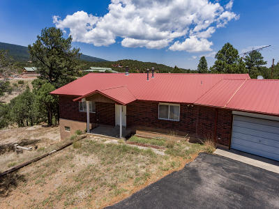 Cedar Crest Single Family Home For Sale: 15 Sangre De Cristo