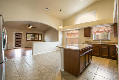 Albuquerque Single Family Home For Sale: 8624 Hawk Eye Road NW