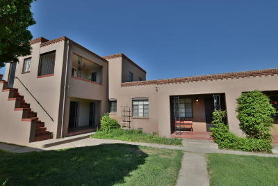 Bernalillo County Multi Family Home For Sale: 1018 Silver Avenue SW