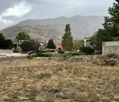 Bernalillo County Residential Lots & Land For Sale: 1542 Wells Drive NE