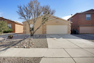 Rio Rancho Single Family Home For Sale: 1856 Mesa Grande Loop NE