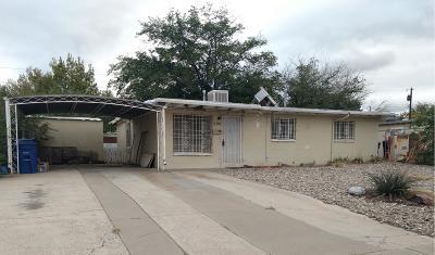 Albuquerque Single Family Home For Sale: 1104 Luthy Circle NE