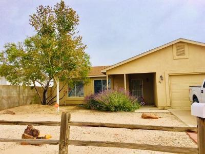 Rio Rancho Single Family Home For Sale: 28 1st Street NE