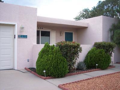 Albuquerque NM Single Family Home For Sale: $295,000