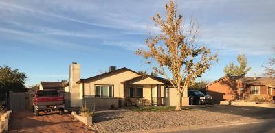 Rio Rancho Single Family Home For Sale: 38 Sommerset Drive SE
