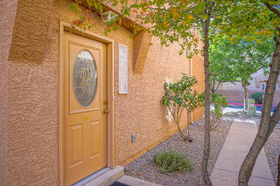 Attached For Sale: 6501 San Antonio Drive #3201