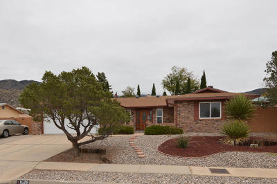 Albuquerque NM Single Family Home For Sale: $257,900