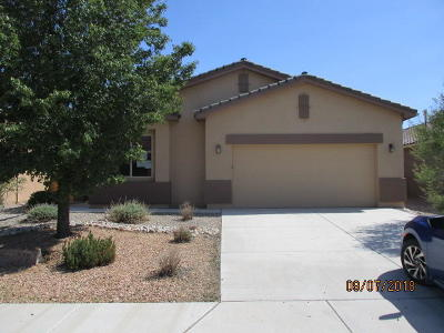 Rio Rancho Single Family Home For Sale: 7221 Skagway Drive NE