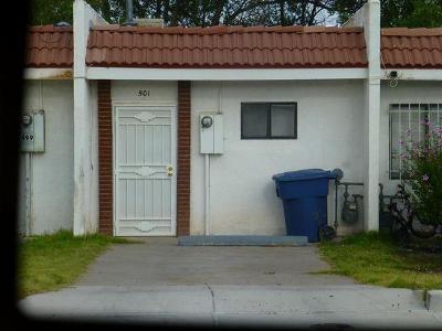 Los Lunas Multi Family Home For Sale: 501 Gerald Chavez Lane NE