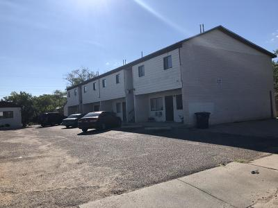 Albuquerque Multi Family Home For Sale: 310-312 Charleston Street