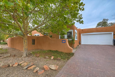 Attached For Sale: 3823 Palacio Del Rio Grande NW