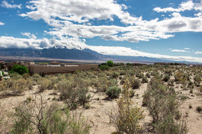 Sandoval County Residential Lots & Land For Sale: 6010 La Paz Rd NE Road NE