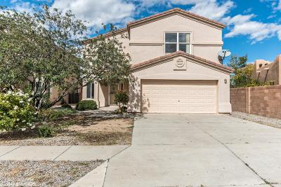 Albuquerque Single Family Home For Sale: 9501 Cantariello Court NW