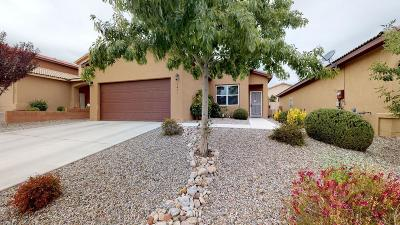 Albuquerque Single Family Home For Sale: 1431 Summer Breeze Drive NW