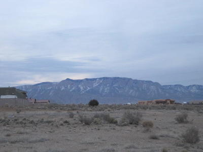 Sandoval County Residential Lots & Land For Sale: 1316 10th Street SE