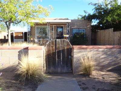 Albuquerque Single Family Home For Sale: 1021 Headingly Avenue NW